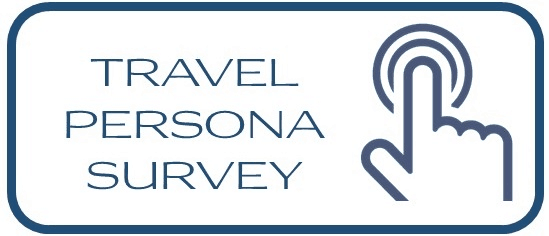 Travel Persona Survey button