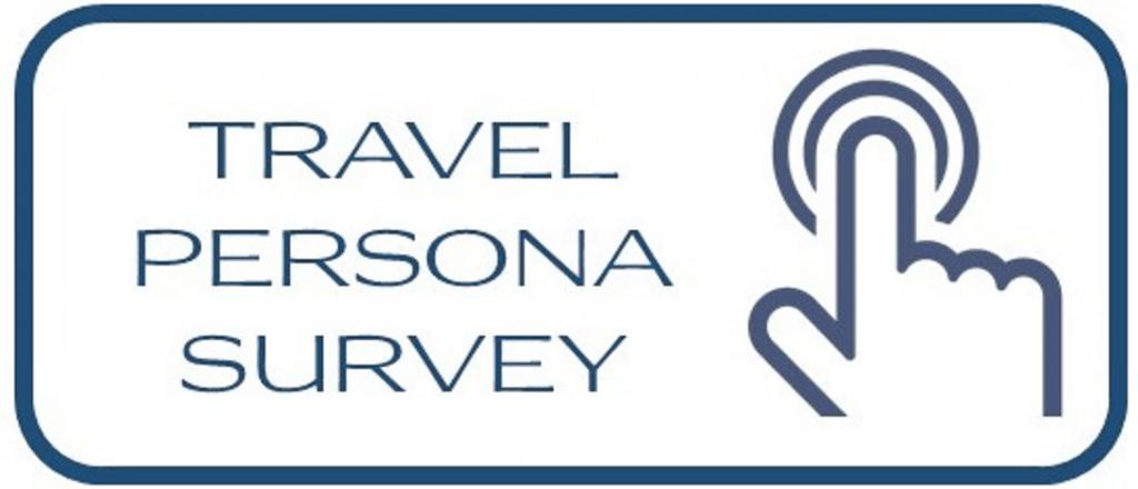 Travel Persona Survey Icon