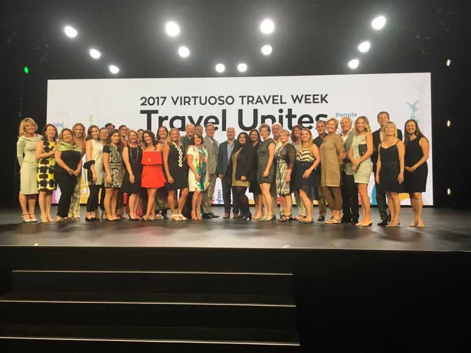 Departure Lounge Team Photo - Austin Travel Advisors