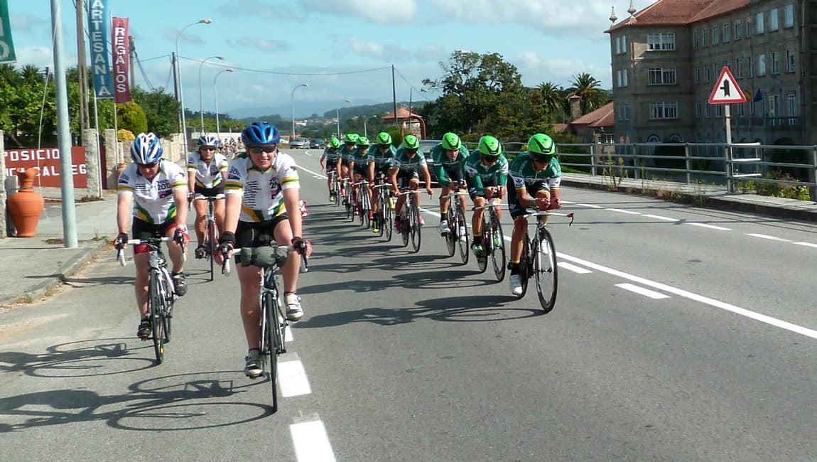 Biking grand tour