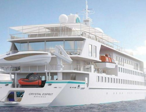 Crystal Cruises' Massive Expansion