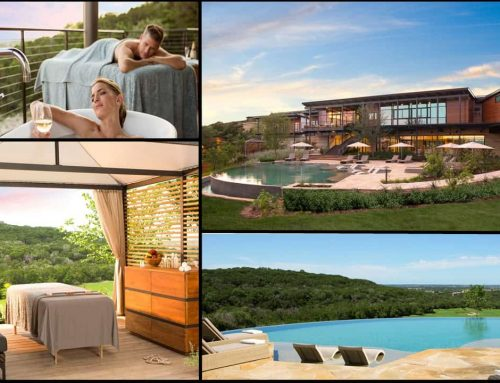 La Cantera Spa Getaway To San Antonio
