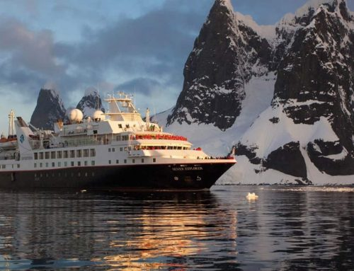 Free Air On Silversea Expedition Cruises