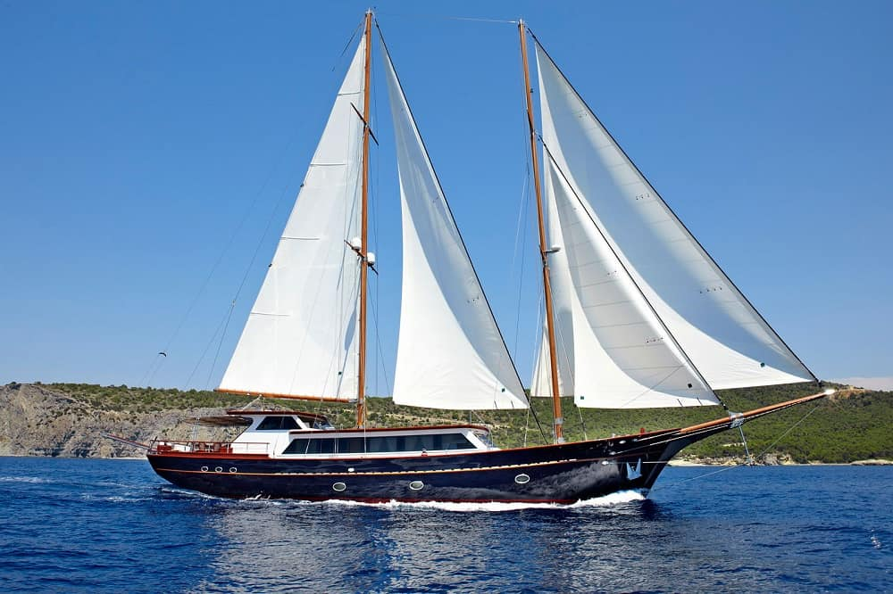 Photo of the Yacht Iraklis L.