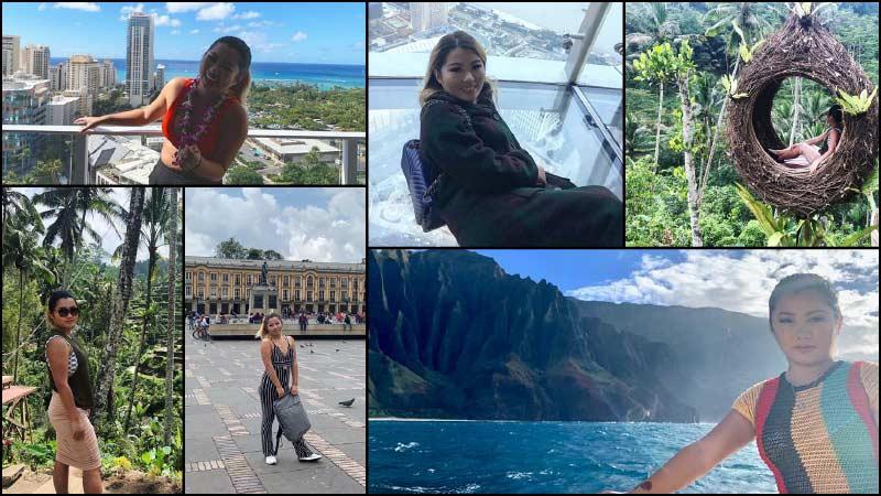 Travel Agent From Austin Jade Li
